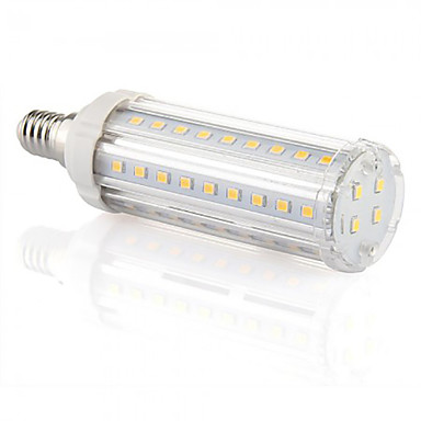 9W E14 Lâmpadas Espiga T 58 SMD 2835 100 lm Branco Quente / Branco Natural Decorativa AC 85-265 V 1 pç