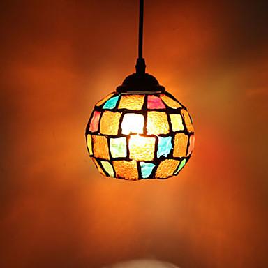 Globe Anheng Lys Omgivelseslys Metall Glass LED 220-240V Pære ikke Inkludert / E26 / E27