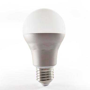E26/E27 LED 스마트 전구 A60(A19) 15 LED가 SMD 5050 WIFI RGB 650LMlm RGB+3000KK AC 100-240V