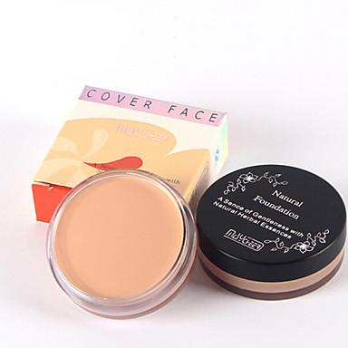 4 Colori Crema 1 Pcs Secco - Umido - Combinazione Sbiancante - Umidità - Controllo Viso Trucco Cosmetico #04766239