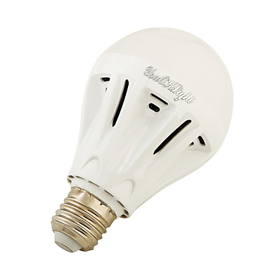 9W E26/E27 LED Küre Ampuller B 20 SMD 5730 800 lm Sıcak Beyaz / Serin Beyaz Dekorotif AC 220-240 V 1 parça