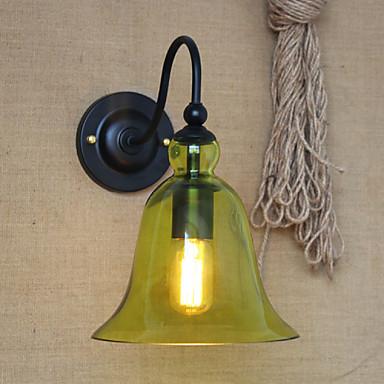 AC 110-120 AC 220-240 40 E26/E27 Ülke Resim özellik for Ampul İçeriği,Ortam Işığı Duvar ışığı