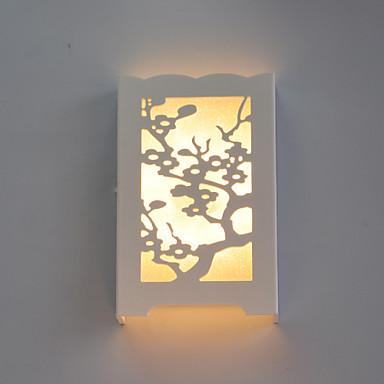 LED Lavar Luzes de montagem na parede,Moderno/Contemporâneo PVC
