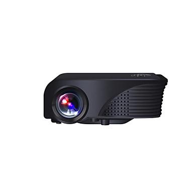 Mini HD 1080p projector 3000lm s320 UE / EUA a tecnologia lcd vga usb tf HDMI