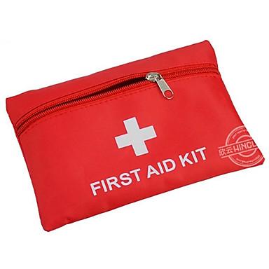 Gyógyszeres doboz/tok utazáshoz Vízálló Hordozható mert Tartozékok sürgősségi esetekre Tárolási készlet