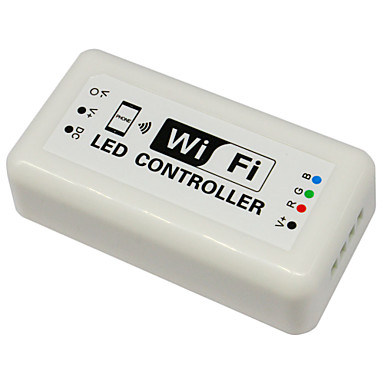 Akıllı uygulama wifi rgb denetleyici led