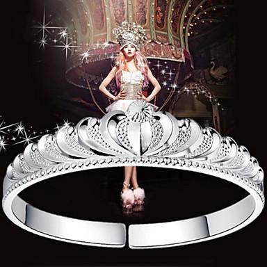 Kadın's Bilezikler - Som Gümüş Bilezikler Gümüş Uyumluluk Yılbaşı Hediyeleri / Düğün / Parti