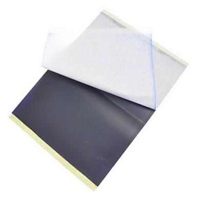 papier transfert basekey 25 feuilles x tatouage au pochoir de carbone thermique traçage kit a4