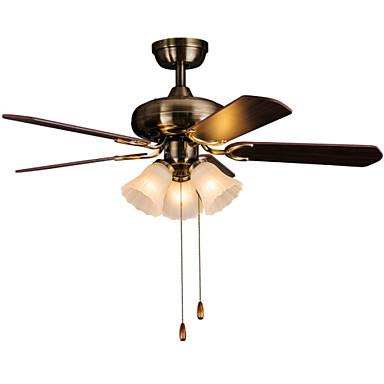 Stropni ventilator ,  Retro Others svojstvo for dizajneri MetalLiving Room Bedroom Dining Room Kitchen Study Room/Office Dječja soba