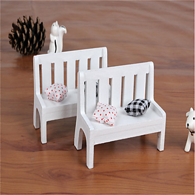 1pc Wood Casual Modern/ContemporaryforHome Decoration, Home Decorations Decorative Objects