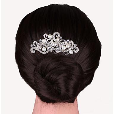 סגסוגת מסרקים 1 חתונה אירוע מיוחד כיסוי ראש