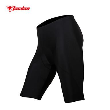 TASDAN Bermudas Acolchoadas Para Ciclismo Homens Moto Calções Bibes Shorts Shorts Roupa interior Shorts Acolchoados Calças Roupa de