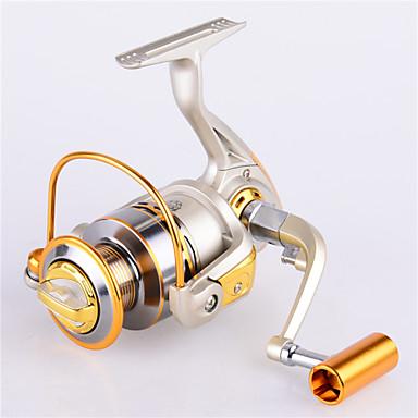 Molinetes Rotativos 4.9:1 11 Rolamentos Trocável Pesca de Mar / Rotação / Pesca de Água Doce / Outro / Pesca Geral-FC7000 Debao