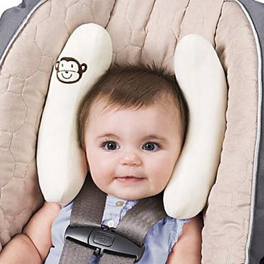 ziqiao bebek ayarlanabilir koruma yastık baş boyun desteği araba koltuğu bebek arabası bebek arabası kapsül yastık için monte