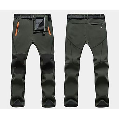 사냥 바지 남성용 방수 / 보온 / 빠른 드라이 패션 / 섹시 / 클래식 하단 용 스키 / 캠핑 & 하이킹 / 피싱