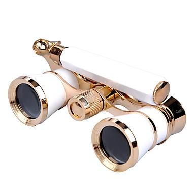 abordables Monoculaires, Jumelles & Télescopes-3 X 8.3 mm Jumelles Générique Multi-traitées Métal