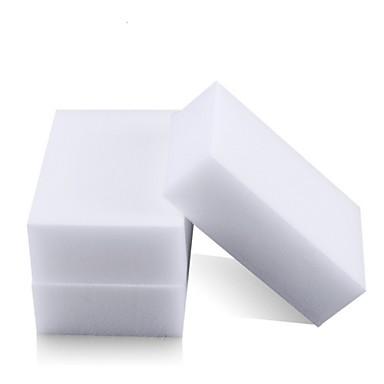 Alta qualidade 1pç Esponja Escova e Pano de Limpeza Ferramentas, Cozinha Produtos de limpeza