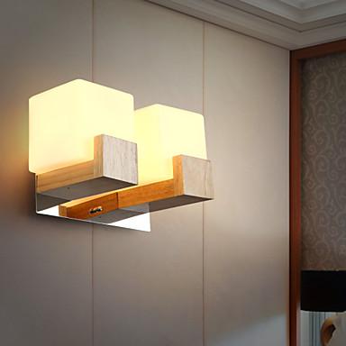 AC 220-240 10 E26/E27 Moderno/Contemporâneo Outros Característica for LED Estilo Mini,Luz de Cima Lâmpadas de Parede Luz de parede