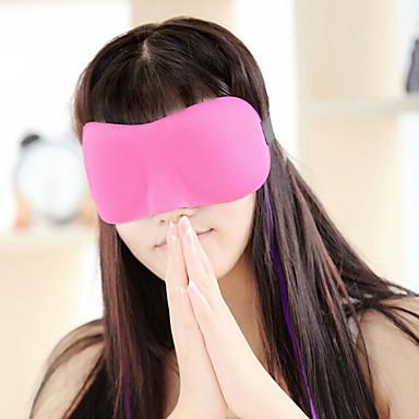 Viagem Máscara de Dormir / Copacho Inflado Descanso em Viagens Tecido / Esponja