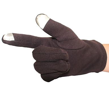 AOTU® Aktivnost / Sport Rukavice Men's Biciklističke rukavice Pasti / Zima Biciklističke rukavice Ugrijati / Anti-traktorskih Cijeli prst