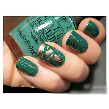2 kom noktima trake role nokti ukras rub vodilice savjeta DIY naljepnice manikura lentu alate (0,5 cm * 17 milijuna)