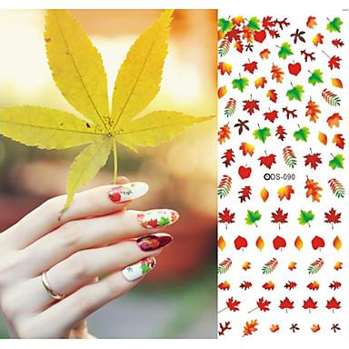 1 물 이동 스티커 기타 장식 꽃 추상화 패션 웨딩 일상 고품질
