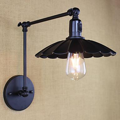 AC 100-240 40 E26/E27 Perinteinen Maalaus Ominaisuus for Lamppu sisältyy hintaan,Ympäröivä valo Seinälampetit Wall Light