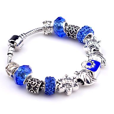 Bracelet/Charm Bracelets / Vintage Bracelets Alloy Party / Daily / Casual Jewelry Gift Blue,1pc