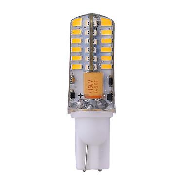 ywxlight® t10 led-bi-pin valot 48 smd 3014 270 lm lämmin valkoinen kylmä valkoinen koristeellinen dc 12 ac 12 ac 24 dc 24 v