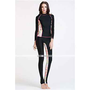Women's Wetsuits Dive Skins Wetsuit Skin Full WetsuitThermal / Warm Quick Dry Ultraviolet Resistant Anti-Insect High Breathability