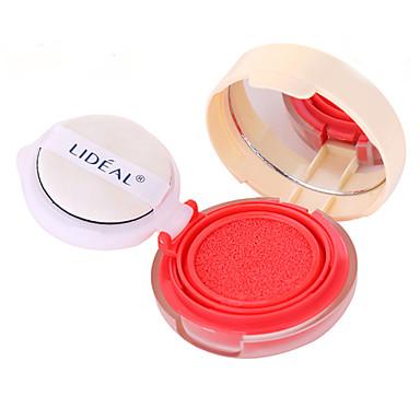 1 Blush Molhado / Brilho / Mineral Pó Gloss Colorido / Longa Duração / Corretivo Rosto Multi Cores Zhejiang LIDEAL