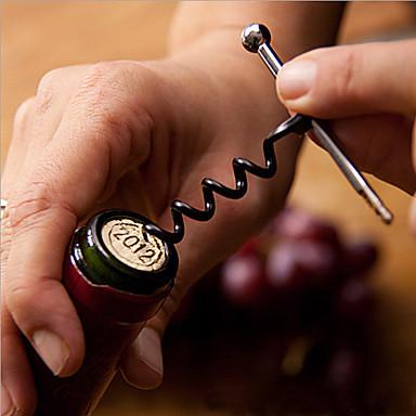 Flaschenöffner Edelstahl, Wein Zubehör Gute Qualität KreativforBarware cm 0.027 kg 1pc
