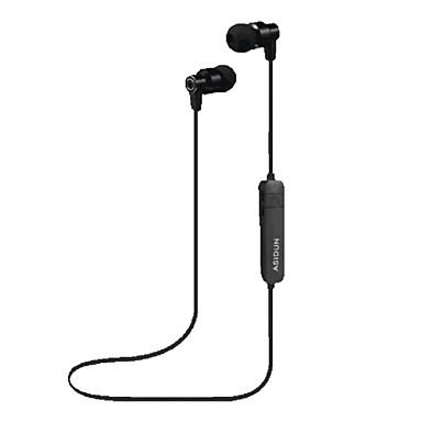 No ouvido Sem Fio Fones Aluminum Alloy Esporte e Fitness Fone de ouvido Com controle de volume Com Microfone Fone de ouvido