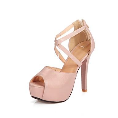 593e094ea6f Γυναικεία παπούτσια-Πέδιλα-Φόρεμα / Πάρτι & Βραδινή Έξοδος-Τακούνι Στιλέτο- Peep