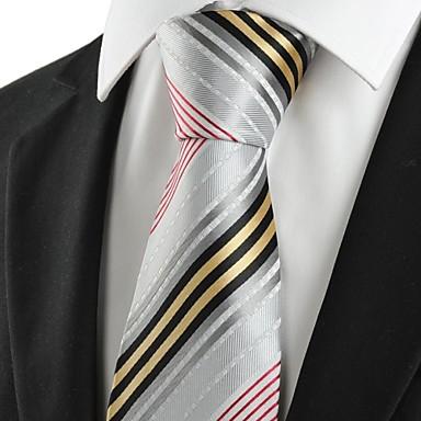 עניבה-פסים(צבעוני,פוליאסטר)