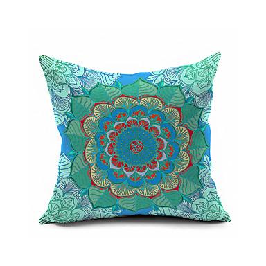 Pamuk / Posteljina Navlaka za jastuk,Geometrijski Modern/Comtemporary