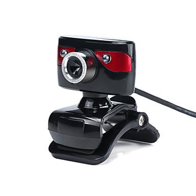 12m 2,0 2 johti HD kamera kamera Web Cam digitaalisen videon web-kamera ja mikrofoni tietokoneen pc kannettava