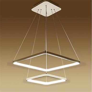 Moderni / nykyaikainen Riipus valot Tunnelmavalo - LED, 110-120V 220-240V, Lämmin valkoinen Valkoinen Himmennettävä kaukosäätimellä,