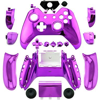 Controller Fall für die Xbox ein Controller Plattierung grün / blau / lila