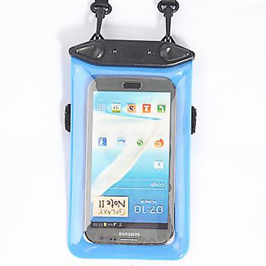 드라이 박스 방수 가방 핸드폰 방수 다이빙 & 스노쿨링 PVC 화이트 오렌지 그린 블루 블랙