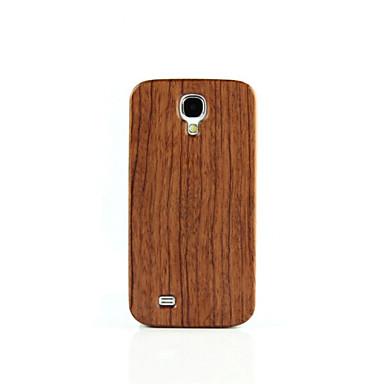yksivärinen päärynä puulaatikossa kova takakannen Samsung Galaxy S4 / S5 / S6