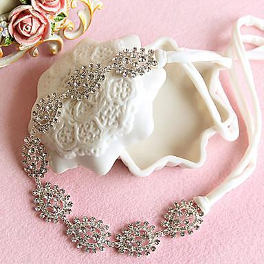 alloy headbands headpiece hääjuhlissa tyylikäs naisellinen tyyli