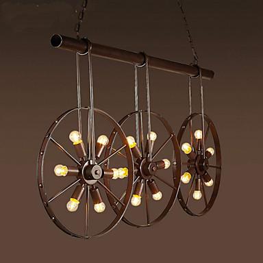 מנורות תלויות ,  גס צביעה מאפיין for סגנון קטן מתכת חדר שינה חדר אוכל חדר עבודה / משרד חדר ילדים מסדרון מוסך