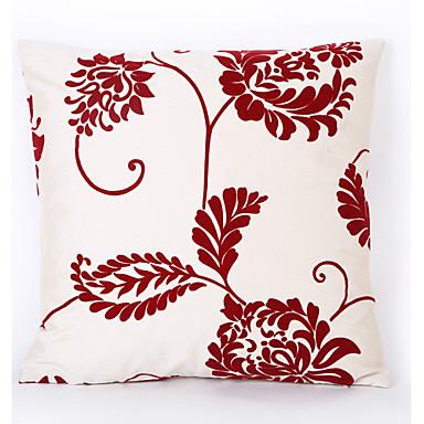 1 stk Polyester Putecover, Blomstret Dekorativ