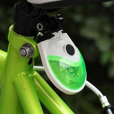 Luz Traseira Para Bicicleta - Ciclismo Impermeável AAA 200 Lumens Bateria Ciclismo