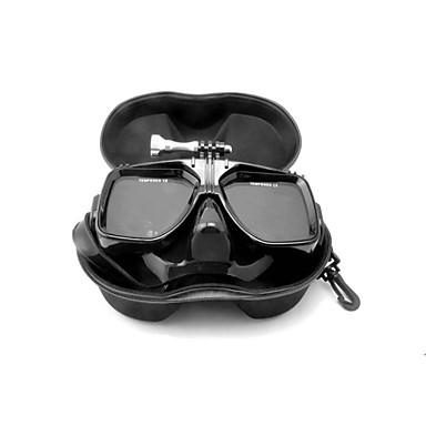 Máscaras de Mergulho Montagem Ajustável Tudo em um Para Câmara de Acção Todos Gopro 5 Xiaomi Camera Gopro 4 Session Gopro 4 Gopro 3 Gopro