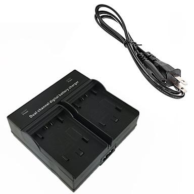 מטען כפול מצלמה דיגיטלית סוללה fv100 עבור sony FH 50 70 100 FV 50 70 100 120 FP 50 70 90