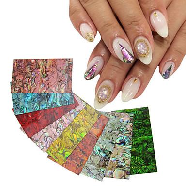 1 Nail Art naljepnica Sažetak šminka Kozmetički Nail art dizajn