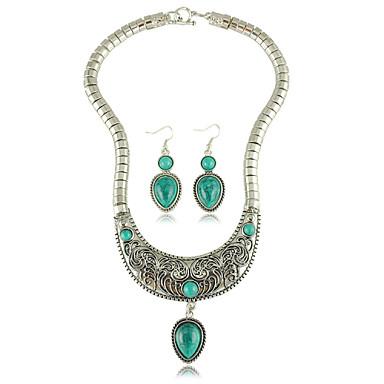 Damen Anderen Schmuck-Set Ohrringe / Halsketten - Regulär Für Hochzeit / Party / Jahrestag