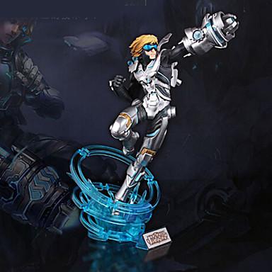 Anime Akcijske figure Inspirirana LOL Cosplay PVC 9 CM Model Igračke Doll igračkama